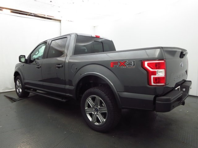 2018 F-150 Crew Cab 4x4 Pickup #185086 - photo 2