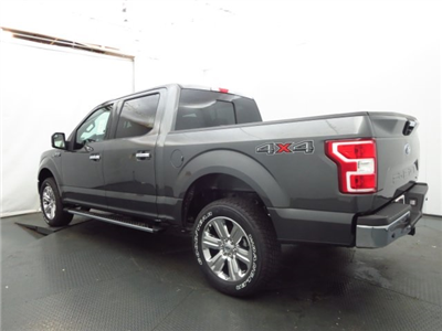 2018 F-150 Crew Cab 4x4, Pickup #185108 - photo 2