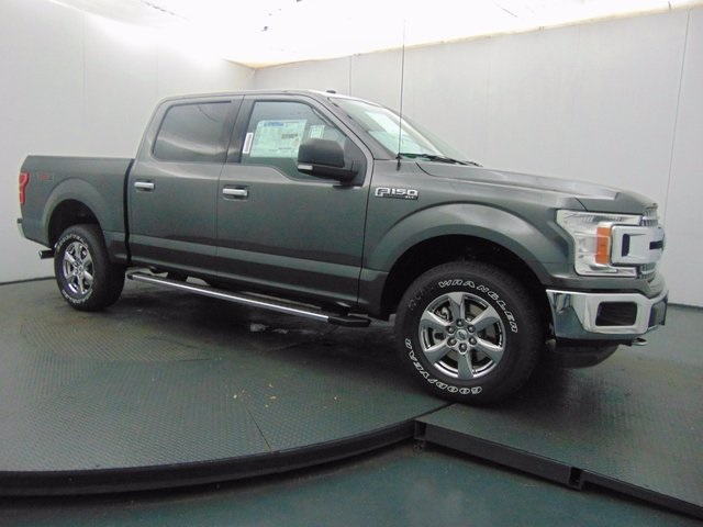 2018 F-150 Crew Cab 4x4 Pickup #185155 - photo 3