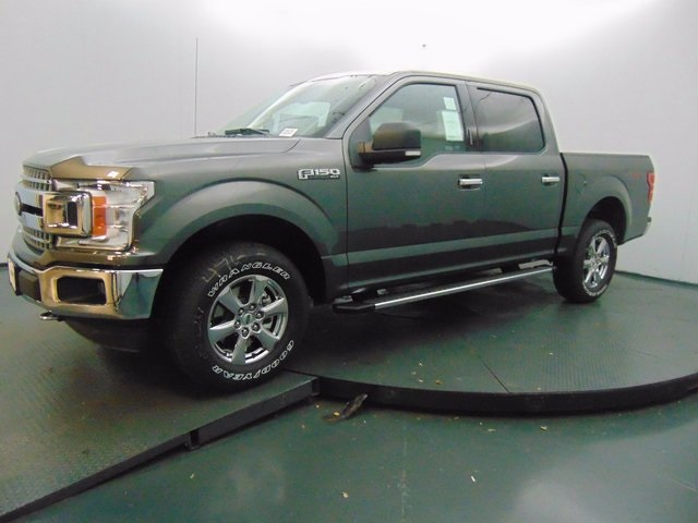 2018 F-150 Crew Cab 4x4 Pickup #185155 - photo 1