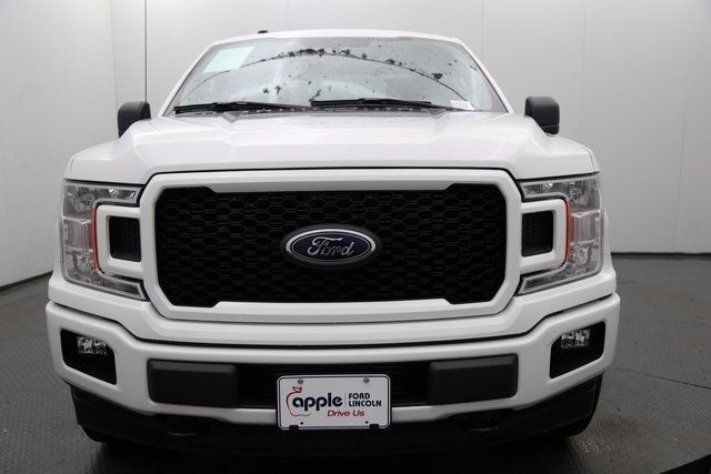 2018 F-150 Super Cab 4x4 Pickup #185189 - photo 4