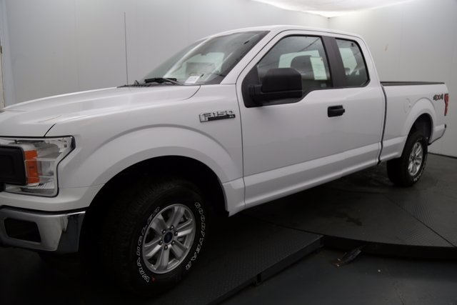 2018 F-150 Super Cab 4x4 Pickup #185190 - photo 1
