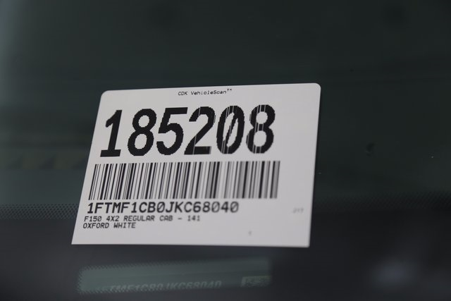2018 F-150 Regular Cab, Pickup #185208 - photo 15