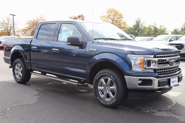 2018 F-150 Crew Cab 4x4, Pickup #185239 - photo 3