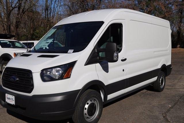 2018 Transit 250 Med Roof, Cargo Van #185289F - photo 1