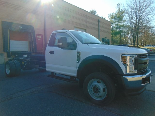2018 F-450 Regular Cab DRW 4x4,  Cab Chassis #185487F - photo 3