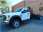 2018 F-450 Regular Cab DRW 4x4,  Cab Chassis #185487F - photo 1