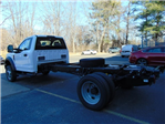 2018 F-450 Regular Cab DRW 4x4,  Cab Chassis #185487F - photo 2