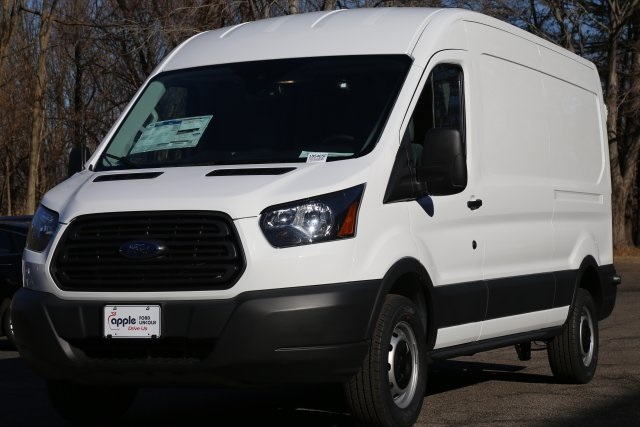 2018 Transit 250 Med Roof, Cargo Van #185611F - photo 1