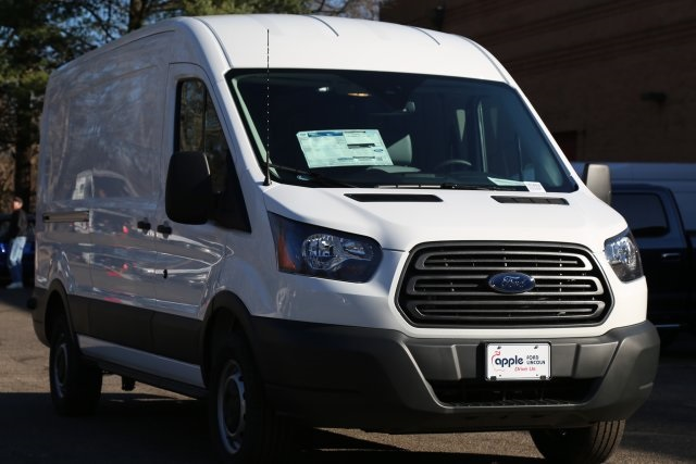 2018 Transit 250 Med Roof 4x2,  Empty Cargo Van #185693F - photo 3
