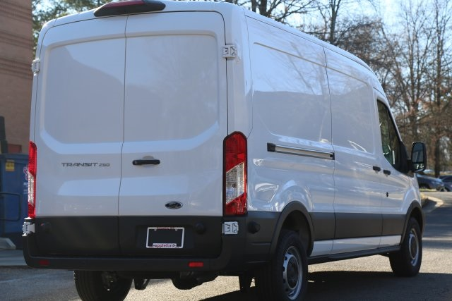 2018 Transit 250 Med Roof 4x2,  Empty Cargo Van #185693F - photo 6