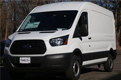 2018 Transit 250 Med Roof 4x2,  Empty Cargo Van #185693F - photo 1