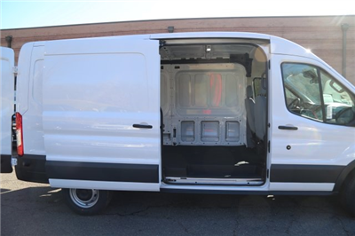 2018 Transit 250 Med Roof 4x2,  Empty Cargo Van #185693F - photo 9