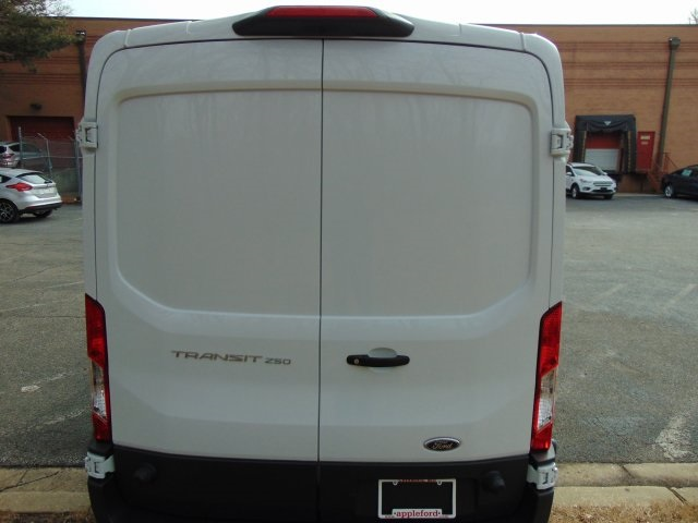 2018 Transit 250 Med Roof 4x2,  Empty Cargo Van #185737F - photo 7