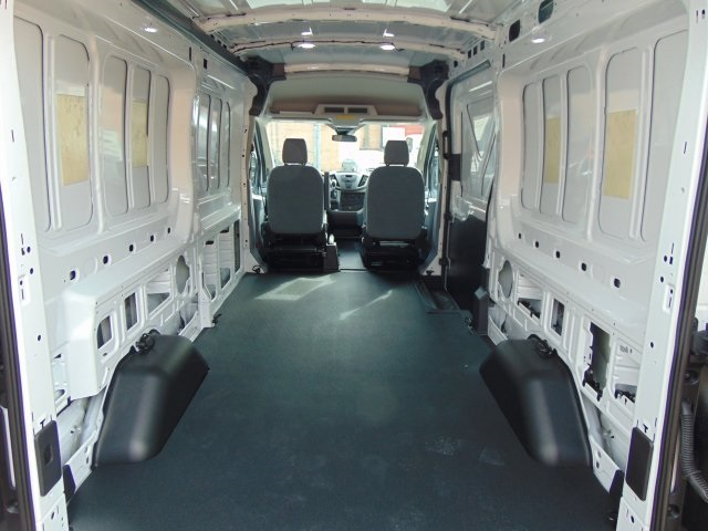 2018 Transit 250 Med Roof 4x2,  Empty Cargo Van #185737F - photo 2