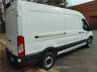 2018 Transit 250 Med Roof 4x2,  Empty Cargo Van #185737F - photo 10