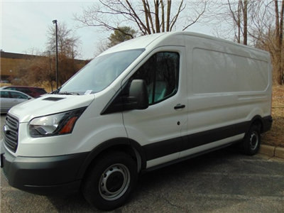 2018 Transit 250 Med Roof 4x2,  Empty Cargo Van #185737F - photo 5