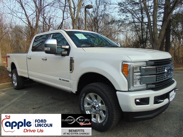 2018 F-350 Crew Cab 4x4, Pickup #185738 - photo 1