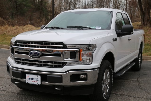 2018 F-150 Super Cab 4x4,  Pickup #185828 - photo 5