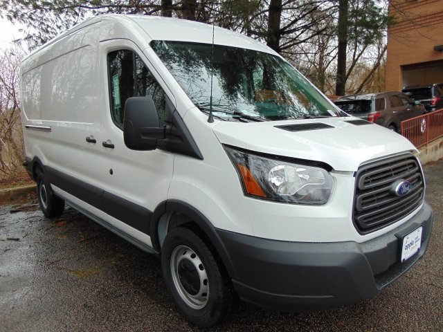 2018 Transit 250 Med Roof 4x2,  Empty Cargo Van #185886F - photo 3