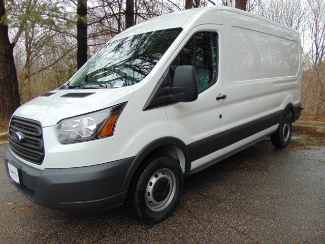 2018 Transit 250 Med Roof 4x2,  Empty Cargo Van #185886F - photo 1