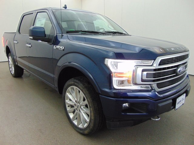 2018 F-150 SuperCrew Cab 4x4, Pickup #185921 - photo 3