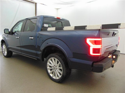2018 F-150 SuperCrew Cab 4x4, Pickup #185921 - photo 2