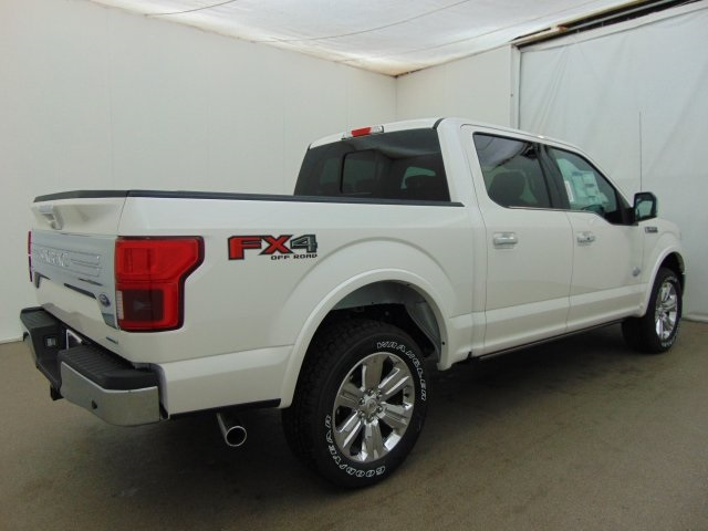 2018 F-150 SuperCrew Cab 4x4,  Pickup #186009 - photo 8