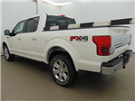 2018 F-150 SuperCrew Cab 4x4,  Pickup #186009 - photo 2