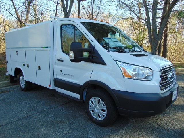 2018 Transit 350 4x2,  Reading Service Utility Van #186023F - photo 3