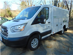 2018 Transit 350 4x2,  Reading Service Utility Van #186023F - photo 1