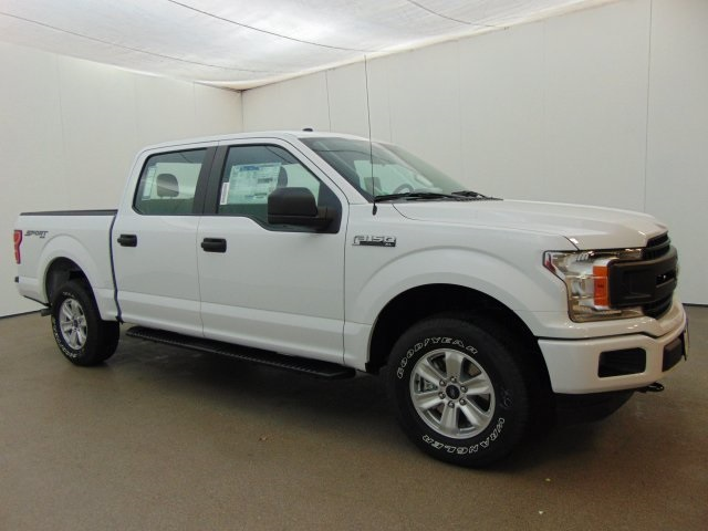 2018 F-150 SuperCrew Cab 4x4,  Pickup #186154 - photo 3
