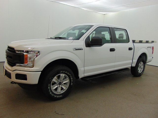 2018 F-150 SuperCrew Cab 4x4,  Pickup #186154 - photo 1