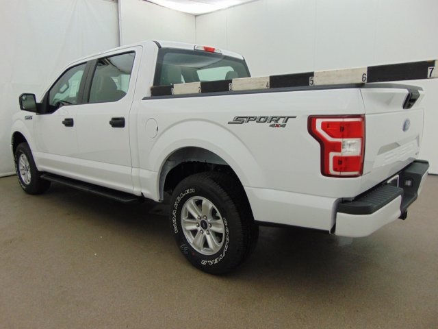 2018 F-150 SuperCrew Cab 4x4,  Pickup #186154 - photo 2