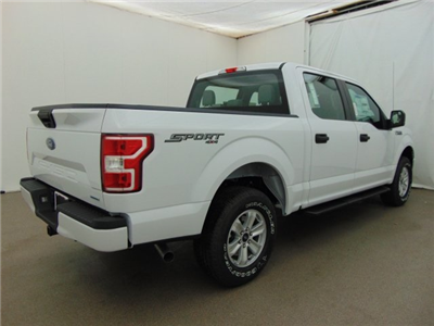 2018 F-150 SuperCrew Cab 4x4,  Pickup #186154 - photo 8
