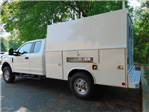 2018 F-350 Super Cab 4x4, Reading Service Utility Van #186159F - photo 1