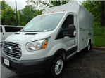 2018 Transit 350 HD DRW, Reading Service Utility Van #186219F - photo 1