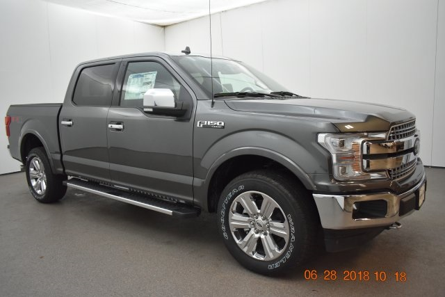 2018 F-150 SuperCrew Cab 4x4,  Pickup #186353X - photo 3
