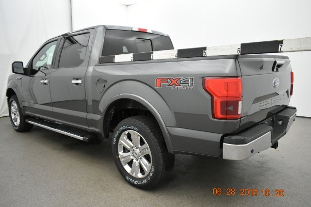 2018 F-150 SuperCrew Cab 4x4,  Pickup #186353X - photo 2
