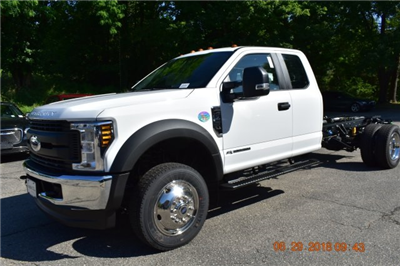 2018 F-450 Super Cab DRW 4x4,  Cab Chassis #186461F - photo 1