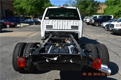 2018 F-450 Super Cab DRW 4x4,  Cab Chassis #186461F - photo 6