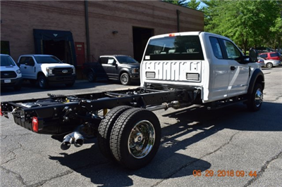 2018 F-450 Super Cab DRW 4x4,  Cab Chassis #186461F - photo 7