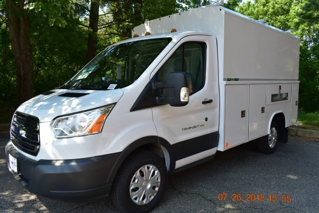 2018 Transit 350 4x2,  Reading Service Utility Van #186527F - photo 5