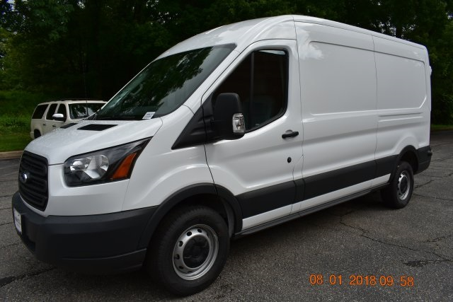 2018 Transit 350 Med Roof 4x2,  Empty Cargo Van #186631F - photo 1