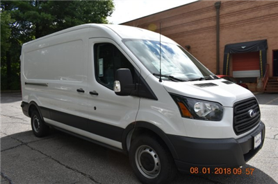 2018 Transit 350 Med Roof 4x2,  Empty Cargo Van #186631F - photo 3
