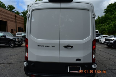 2018 Transit 350 Med Roof 4x2,  Empty Cargo Van #186631F - photo 7