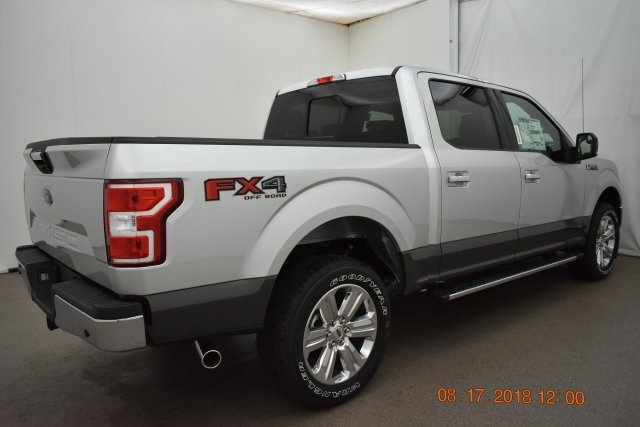 2018 F-150 SuperCrew Cab 4x4,  Pickup #186671X - photo 7
