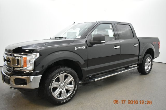 2018 F-150 SuperCrew Cab 4x4,  Pickup #186672X - photo 1