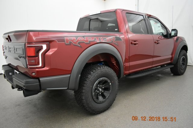 2018 F-150 SuperCrew Cab 4x4,  Pickup #186934 - photo 8