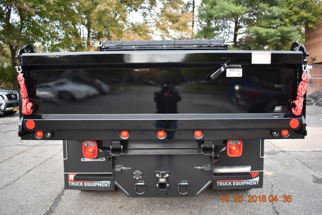 2018 F-350 Regular Cab DRW 4x4,  Reading Dump Body #186979F - photo 6